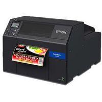 Drukarki termiczne, Drukarka etykiet kolorowych ColorWorks CW-C6500