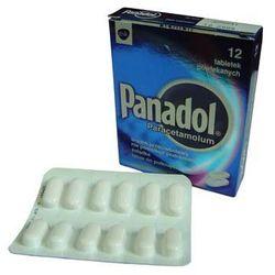 Panadol Paracetamolum - przeciwbólowy 12 tabl.