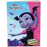 Kolorowanki, Vampirina Kolorowanka z naklejkami - Praca zbiorowa