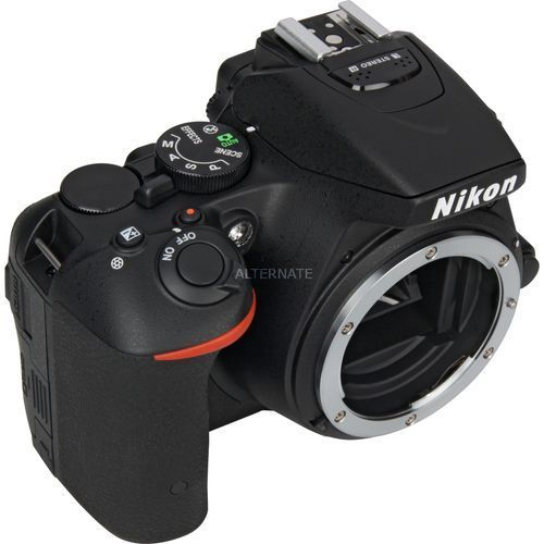 Lustrzanki, Nikon D5500
