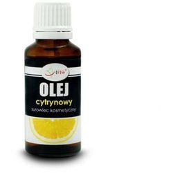 Olejek cytrynowy esencja - 30ml