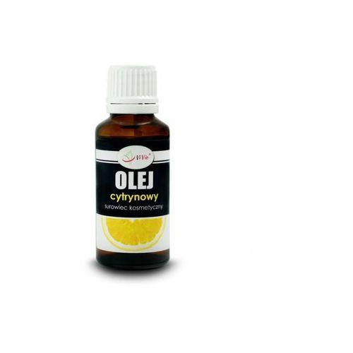 Olejki zapachowe, Olejek cytrynowy esencja - 30ml