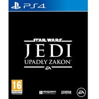 Gry na PlayStation 4, Star Wars Jedi Upadły zakon (PS4)