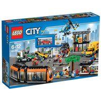 Klocki dla dzieci, 60097 PLAC MIEJSKI City Square KLOCKI LEGO CITY