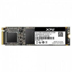Adata Dysk SSD XPG SX6000 Lite 512G PCIe 3x4 1800/1200 MB/s M.2
