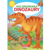 Kolorowanki, Dinozaury Kolorowanka
