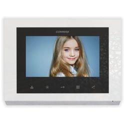 """Monitor 7"""" głośnomówiący systemu analogowego i Gate View + Commax CMV-70S(DC)"""