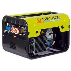 Agregat prądotwórczy Pramac SP 12000 AVR IP 54