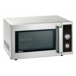 Kuchenka mikrofalowa - 1000W - 25 litrów - timer manualny