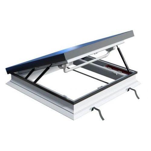 Okna dachowe, Okno wyłazowe do płaskiego dachu OKPOL PGM A1 90x120