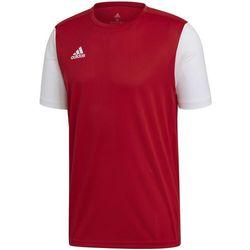 Koszulka dla dzieci adidas Estro 19 Jersey JUNIOR czerwona DP3230/DP3215