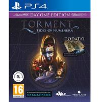 Gry na PS4, Torment Tides of Numenera (PS4)