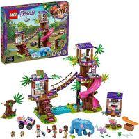 Klocki dla dzieci, 41424 BAZA RATOWNICZA (Jungle Rescue Base) KLOCKI LEGO FRIENDS