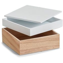 Pojemnik do przechowywania, organizer - 3 poziomy, ZELLER