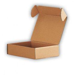 Kartony pocztowe na książki i dokumenty A4, 305x210x100 mm, 20 szt.
