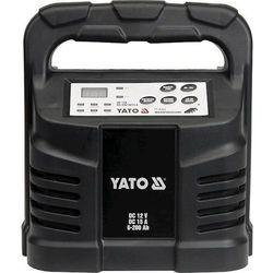 Prostownik elektroniczny 12v 15a 6-200ah / YT-8303 / YATO - ZYSKAJ RABAT 30 ZŁ