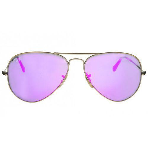 Okulary przeciwsłoneczne, Ray-Ban RB 3025 167/1M AVIATOR