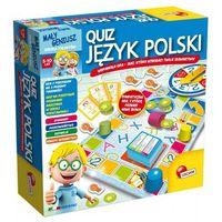Puzzle, Liscianigiochi Mały Geniusz, Quiz - Jezyk Polski
