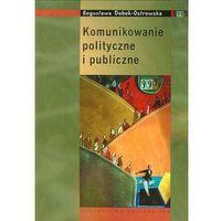 Komiksy, Komunikowanie polityczne i publiczne (opr. miękka)