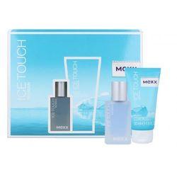 Mexx Ice Touch Woman 2014 zestaw Edt 15ml + 50ml Żel pod prysznic dla kobiet
