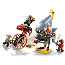 Lego NINJAGO Atak piranii piranha attack 70629