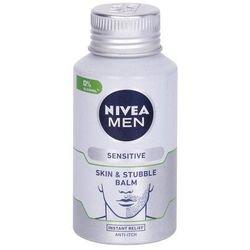 Nivea Men Sensitive Skin & Stubble balsam po goleniu 125 ml dla mężczyzn