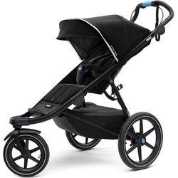 Thule Urban Glide² Wózek dla dzieci, black on black 2019 Joggery Przy złożeniu zamówienia do godziny 16 ( od Pon. do Pt., wszystkie metody płatności z wyjątkiem przelewu bankowego), wysyłka odbędzie się tego samego dnia.