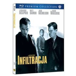 INFILTRACJA (BD) PREMIUM COLLECTION GALAPAGOS Films 7321996117293