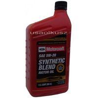 Oleje silnikowe, Syntetyczny olej silnikowy Motorcraft 5W20 1L Lincoln Mercury