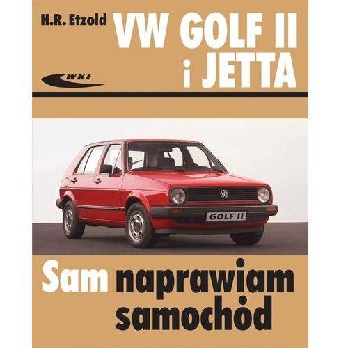 Biblioteka motoryzacji, Volkswagen Golf II i Jetta od 09.1983 do 06.1992 (opr. broszurowa)
