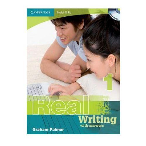 Książki do nauki języka, Cambridge English Skills Real Writing 1 Paperback with Answers (opr. miękka)