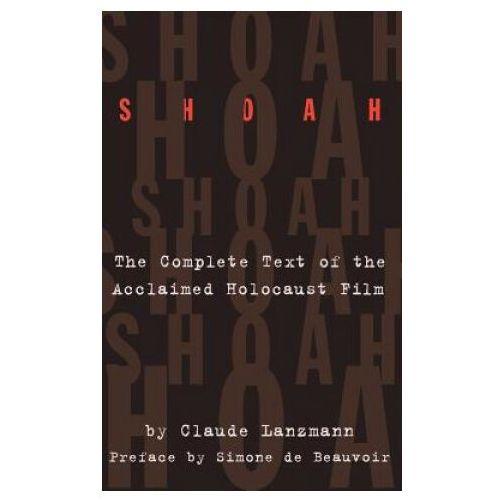 Książki do nauki języka, Shoah Complete Text of Acclaimed Holocaust Film (opr. miękka)