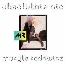 MARYLA RODOWICZ - ABSOLUTNIE NIC (CD)