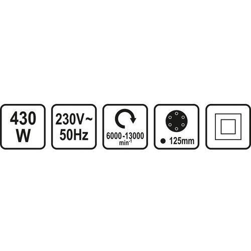 Szlifierki i polerki, Power Up 79309