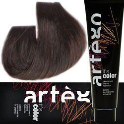 Artego it's color farba w kremie 150ml cała paleta kolorów 3.0 -3n ciemny brąz