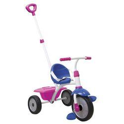 Smart Trike Rowerek trójkołowy Fun, różowy, 1240400 Darmowa wysyłka i zwroty