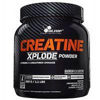 Kreatyny, CREATINE X-Plode powder 500g grejpfrut