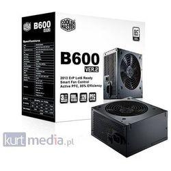 Zasilacz Cooler Master B600 V2 600W (RS600-ACABB1-EU) Darmowy odbiór w 21 miastach!