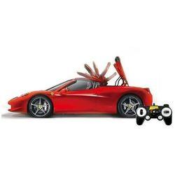 Ferrari z kontrolerem sześciokanałowym 1:14 - Czerwony