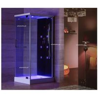 Kabiny prysznicowe, Aquaholm 80 x 100 (IP-1207)