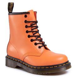 Glany DR. MARTENS - 1460 Smooth 25714659 Orange