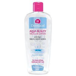 Dermacol Aqua Beauty płyn micelarny 400 ml dla kobiet