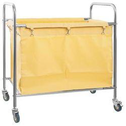 Wózek nierdzewny na pranie RCWW 1