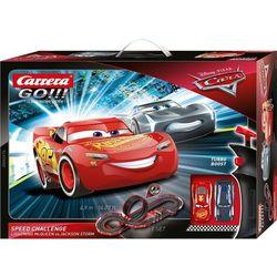 Carrera Tor wyścigowy GO!!! Disney-Pixar Auta - Wyzwanie prędkości - DARMOWA DOSTAWA OD 250 ZŁ!!