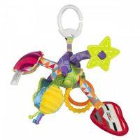 Pozostałe zabawki, Tomy Lamaze Aktywny Supełek pluszowy