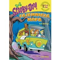 Literatura młodzieżowa, ScoobyDoo! Tajemnicza mapa Poczytaj ze Scoobym - Gail Herman - książka (opr. broszurowa)