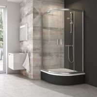 Kabiny prysznicowe, Ravak Sabina 90 x 90 (3B27/0U40Z1)
