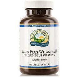 Wapń Plus Witamina D (NSP) suplement diety