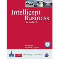 Książki do nauki języka, Intelligent Business Advanced CB /CD gratis/ (opr. miękka)