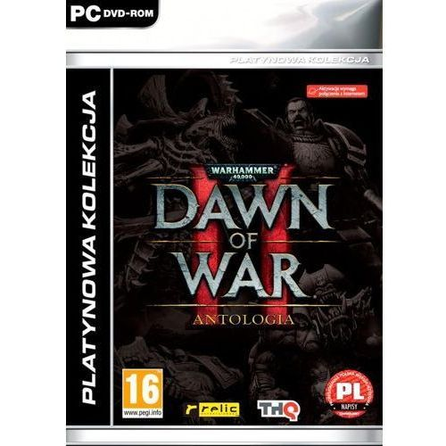Gry PC, Warhammer 40.000 Dawn of War 2 (PC)